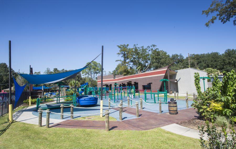 Kidz Kove overall view of play area.