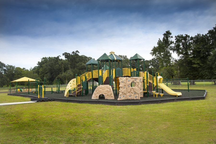 Playground at G.W. Carver Primary.