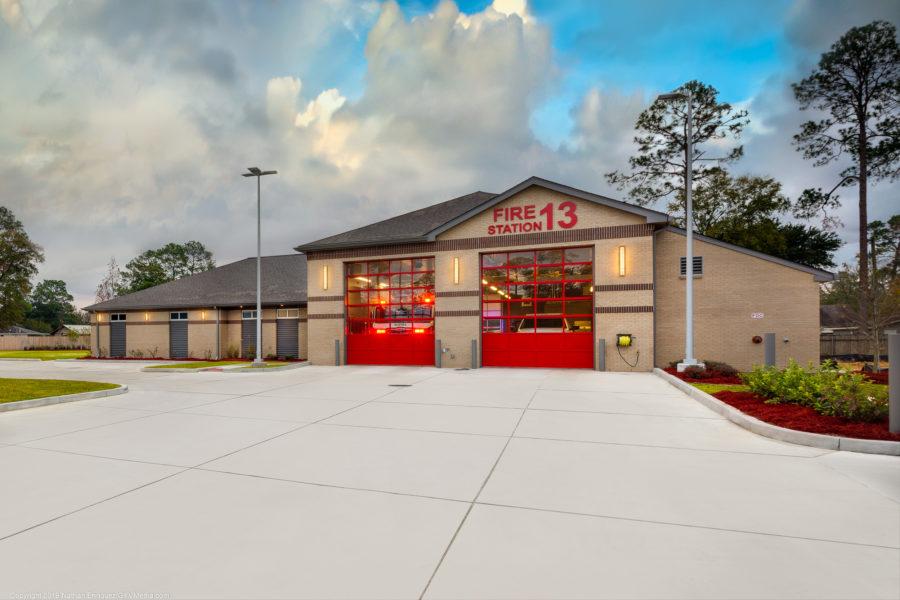 Slidell Fire Station